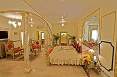Hotel Deal Checker - The Raj Palace Grand Heritage Hotel