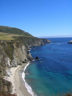 Big Sur in California has some memorable views, but now a massive landslide has cut the State Highway 1 in that area indefinitely. … More Don't Go back to Big Sur City Break, Big Sur, Vacation Spots, Cruise, How To Memorize Things, California, Water, Places, Travel