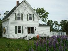 Cranberry Isles, Maine house rental