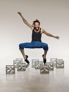 """The University of Central Oklahoma's Broadway Tonight Series continues with a performance by tap dancing legend Savion Glover, presenting his original choreographed piece """"SoLo in Time"""" at 7:30 p.m., Sept. 6 in UCO's Mitchell Hall Theater."""