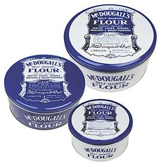 McDougall's - Cake Tin Set