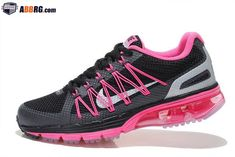ebf2d4221c New Air Max 2020 Semi-palm Cushion Womans Sneakers Black Pink Nike Air Max  Black