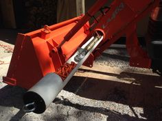 Ken's Bolt on Grab Hooks <<Kubota Hooks>> Farm Projects, Metal Projects, Welding Projects, Kubota Compact Tractor, Compact Tractors, Logging Equipment, Lawn Equipment, Heavy Equipment, Tractor Accessories