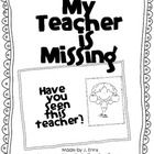 Need a fun and engaging activity for your students to do while you are away