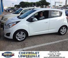 #HappyBirthday to Kareen from Pamela Profitt at Huffines Chevrolet Lewisville!  https://deliverymaxx.com/DealerReviews.aspx?DealerCode=UBM1  #HappyBirthday #HuffinesChevroletLewisville