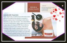 Mascara de chocolate. Ayuda a combatir la inflamación de la piel, por eso es genial cuando la dermis presenta algún tipo de irritación o inflamación, por ejemplo en casos de acné. Combate el Stress. Luchar contra el envejecimiento prematuro.