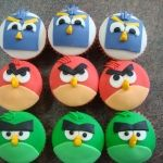Angry space birds
