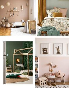 Children's room: How to dress the walls? Blueberry Home Kids Room Design, Nursery Design, Recycled Furniture, Diy Furniture, New Room, Decorating Your Home, Baby Room, Toddler Bed, Blueberry Home