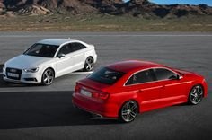 2015 Audi S3 Rear And Front View