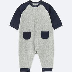 c320214f6 NEWBORN COORDINATED LONG-SLEEVE ONE-PIECE OUTFIT