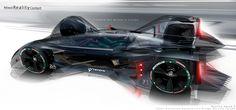 Bentley Speed X - LMP1 on Behance