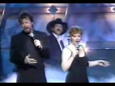 Reba and Brooks & Dunn - If You See Her, If You See Him [Live]