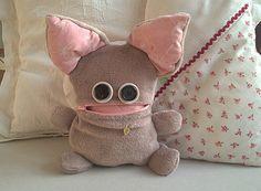 Kuscheltier cuddly toy von Liliputladen auf Etsy