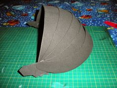 Cosplay tutorial: Astrid's shoulder pads / Hombreras de Astrid | Alice in Cosplayland