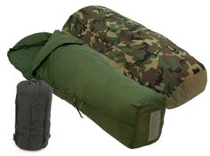 U.S. Military MSS 3 PC: Gortex Bivy Cover, Patrol Bag, Stuff Sack. Includes: Patrol Bag, Bivy Cover & Stuff Sack. Genuine US Military Surplus. Made in USA.