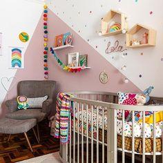 Baby Bedroom, Kids Bedroom, Girl Room, Child Room, Baby Kids, Toddler Bed, Sweet Home, Nursery, Kids Rugs