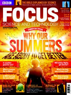 The latest issue of Focus Magazine - Why our summers are about to get better!