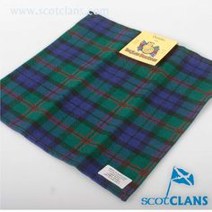 Dundas Tartan Pocket