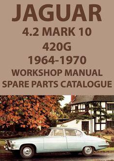 jaguar mark x 1960 1970 factory service repair manual pdf