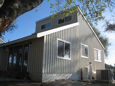 ecovastudesign / Keirns Residence / Remodeled house - West side