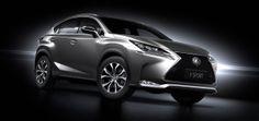 다이아몬드의 모양을 닮은 전체적인 바디 라인과 스포티한 스핀들 그릴의 조화. | Lexus Facebook ▶ www.facebook.com/lexusKR   #Lexus #LexusNX #NX #NXFSPORT #NX200t #BeijingMotorshow #Car