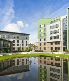 The University of Bradford has been awarded first prize for Best Student Housing at the prestigious College and University Business Officers (CUBO) Awards, despite firm competition from other leading universities.