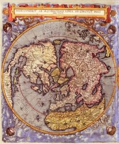 A Collection Of Flat Earth Maps                                                                                                                                                                                 More