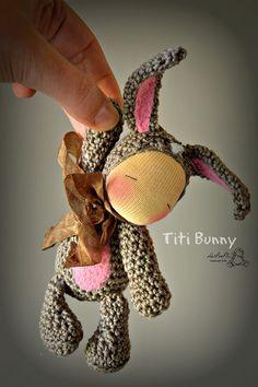 Titi Bunny, by LesPouPZ Handmade Dolls