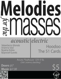 Melodies for the Masses, April 27