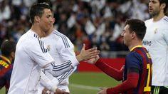 ESPN dévoile son classement des sportifs les plus célèbres au monde  #ronaldo #messi #football