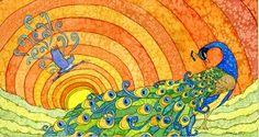 Watercolor lovin!
