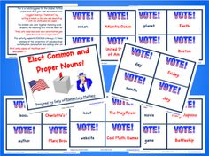 Elementary Matters: Election Day - Child Style