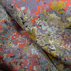 Milliner Grey - Love this from Tessuti Fabrics