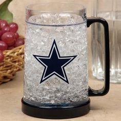 Dallas Cowboys 16oz. Freezer Mug