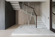 Интерьеры загородного дома 800 м. в поселке Монтевиль, Архитектурное бюро Александры Федоровой