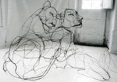 La materialidad del dibujo - Arte al Límite Gallery