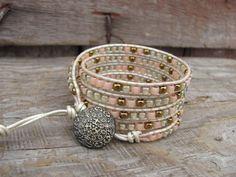 5x Chan Luu Style Wrap Bracelet