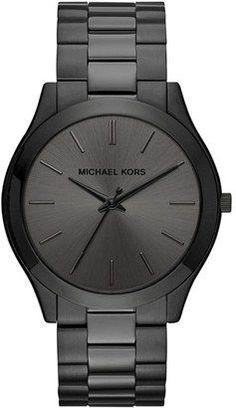 Women's Michael Kors Slim Runway Bracelet Watch 44Mm #watches #womens