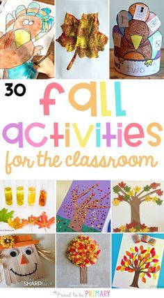 The BEST fall activi