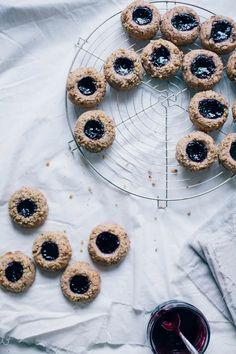 Cookies jelly thumb print