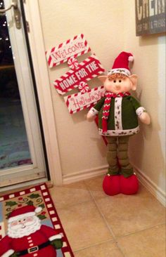 Christmas Decor Elf