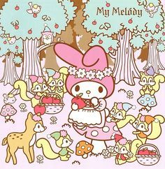 my melody forest - Google Search