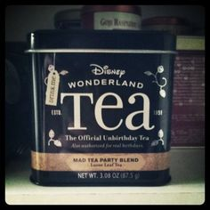 Wonderland Tea!