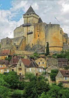 Medieval, Dordogne, France