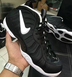 b293314e909 Another look at the Nike Air Foamposite Pro Dr. Doom is featured. Look for  this sneaker at Nike retailers on November