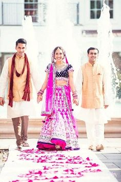 Photo: ceremony, portraits - Maharani Weddings