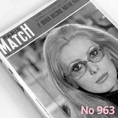 PARIS souvenir: A vintage copy of Paris Match with a French star like Catherine Deneuve on the cover is a perfect Paris souvenir. Try Comptoir de l'Image, 44 rue de Sévigné, a small shop, stuffed with old magazines. Put the cover in a frame and hang it next to your Label of the Elements poster :-) #paris #comptoirdelimage #parismatch #parissouvenir #souneir #vintagemagazine #catherinedeneuve #rememberyourtravels #labeloftheelements