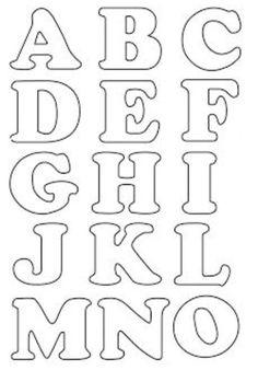 alphabet A thru ) Alphabet A, Alphabet Templates, Alphabet Stencils, Stencil Patterns Letters, Doodle Alphabet, Printable Alphabet Letters, Stencil Templates, Printable Letter Stencils, Bubble Letters Alphabet
