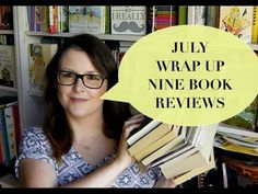 READING WRAP UP | JULY 2017