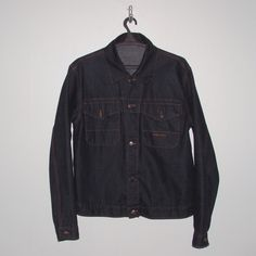 78. Stone Island Denim Jacket